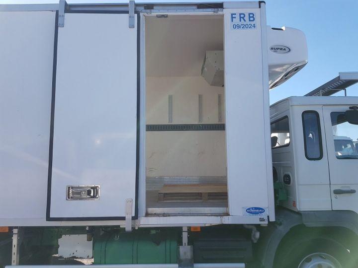 Camion porteur Volvo FL Caisse frigorifique 180.12 - FRIGO 25m3 - 154000 kms BLANC - VERT - 9