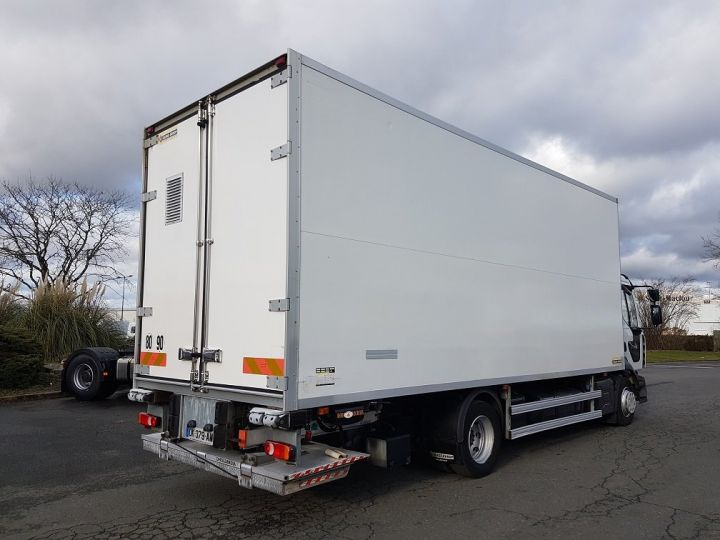 Camion porteur Renault D Caisse isotherme 12.210dti  spécial FLEURS BLANC - 2
