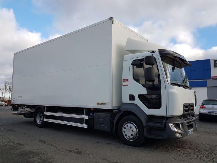 Camion porteur Renault D Caisse isotherme 12.210dti  spécial FLEURS BLANC - 4