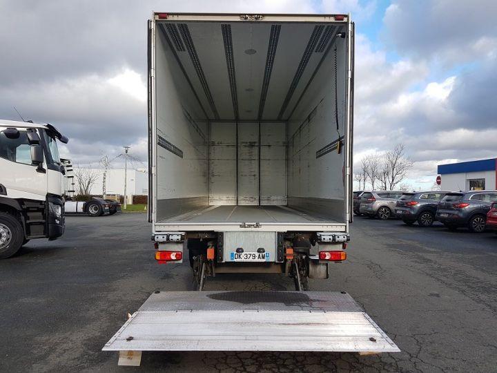 Camion porteur Renault D Caisse isotherme 12.210dti  spécial FLEURS BLANC - 6