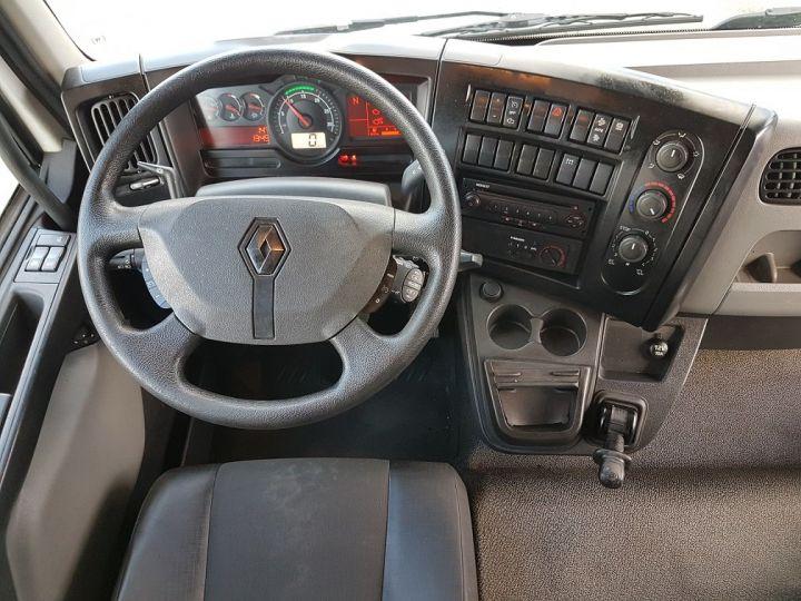 Camion porteur Renault D Caisse isotherme 12.210dti  spécial FLEURS BLANC - 21