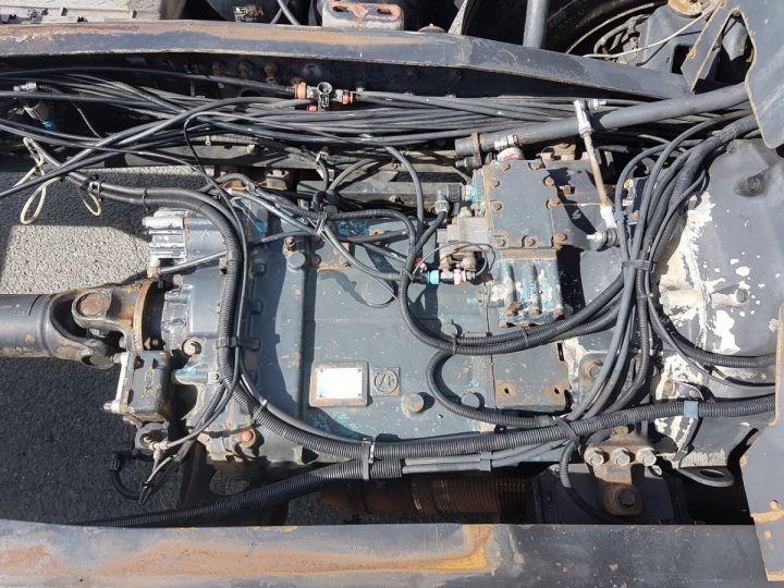 Camion porteur Man 26-322 Chassis cabine 6x2 - Moteur à réviser BLANC Occasion - 9