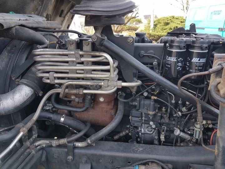 Camion porteur Man 26-322 Chassis cabine 6x2 - Moteur à réviser BLANC Occasion - 11