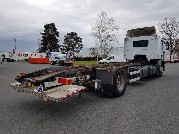 Camion porteur Renault Premium Chassis cabine 270dci.18D BLANC Occasion - 2