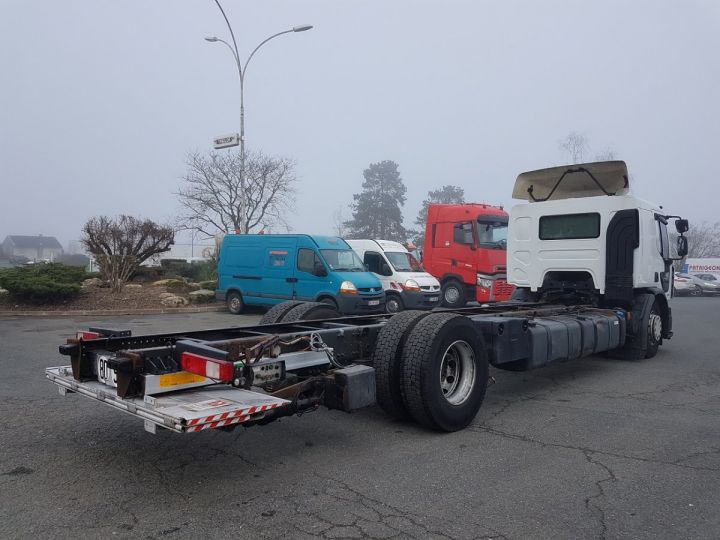 Camion porteur Renault Premium Chassis cabine 280dxi.19 INTARDER BLANC Occasion - 3