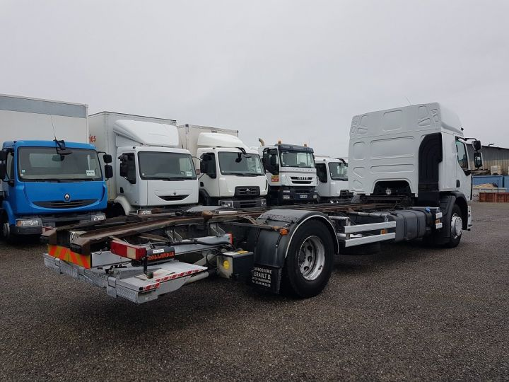 Camion porteur Renault Premium Chassis cabine 280dxi.19D chassis 7m20 BLANC - 2