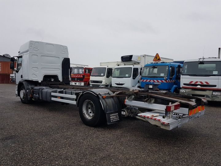 Camion porteur Renault Premium Chassis cabine 280dxi.19D chassis 7m20 BLANC - 5