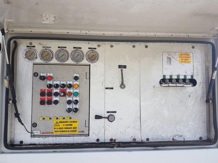 Camion porteur Daf CF85 Citerne alimentaire 460 6x4 BLANC - 15