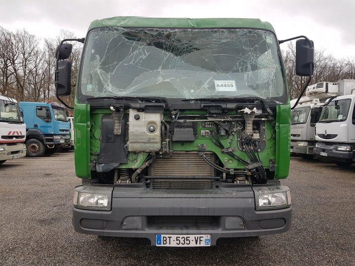 Camion porteur Renault Premium Citerne alimentaire 370dci.19D - Cabine accidentée VERT - GRIS - 15
