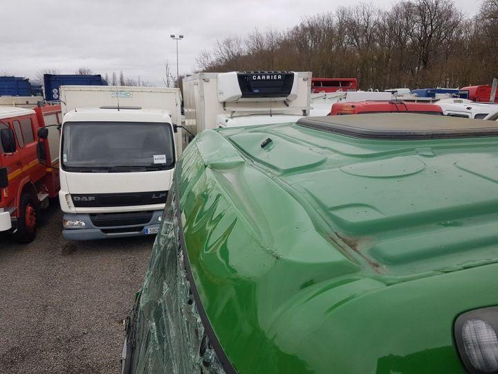 Camion porteur Renault Premium Citerne alimentaire 370dci.19D - Cabine accidentée VERT - GRIS - 17