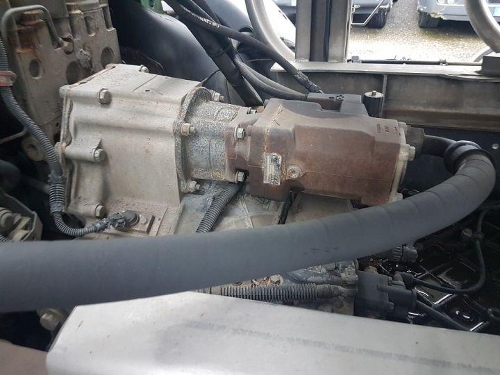 Camion porteur Renault Premium Citerne alimentaire 370dci.19D - Cabine accidentée VERT - GRIS - 19