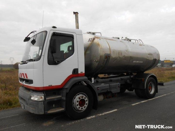 Camion porteur Renault Premium Citerne alimentaire  - 1
