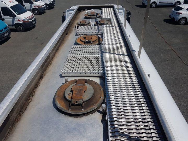 Camion porteur Mercedes Atego Citerne hydrocarbures 1823 N - Citerne FUEL 13500 litres BLANC - 5