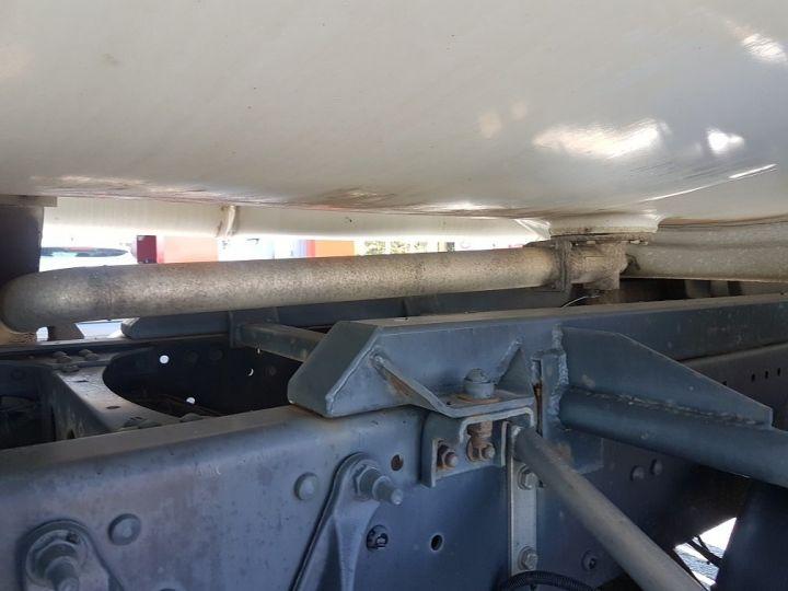 Camion porteur Mercedes Atego Citerne hydrocarbures 1823 N - Citerne FUEL 13500 litres BLANC - 6