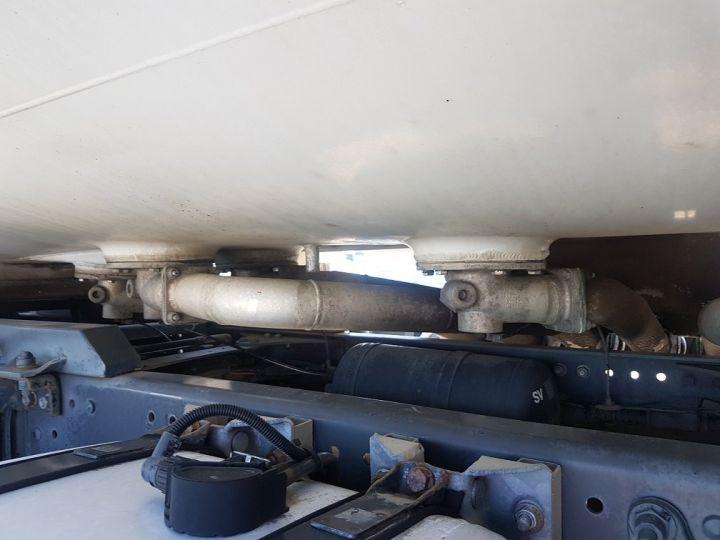 Camion porteur Mercedes Atego Citerne hydrocarbures 1823 N - Citerne FUEL 13500 litres BLANC - 7