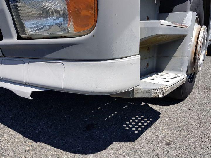 Camion porteur Mercedes Atego Citerne hydrocarbures 1823 N - Citerne FUEL 13500 litres BLANC - 12