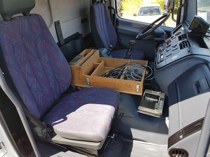 Camion porteur Mercedes Atego Citerne hydrocarbures 1823 N - Citerne FUEL 13500 litres BLANC - 15