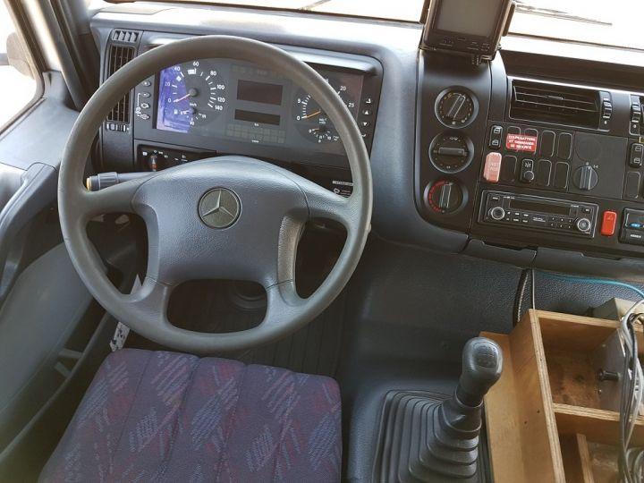 Camion porteur Mercedes Atego Citerne hydrocarbures 1823 N - Citerne FUEL 13500 litres BLANC - 16