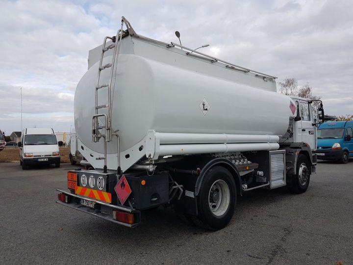Camion porteur Renault Manager Citerne hydrocarbures G230ti.19 - 14000 litres BLANC - 2