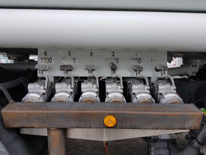 Camion porteur Renault Manager Citerne hydrocarbures G230ti.19 - 14000 litres BLANC - 6