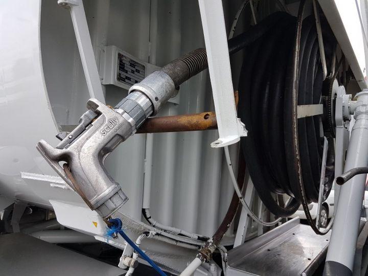 Camion porteur Renault Manager Citerne hydrocarbures G230ti.19 - 14000 litres BLANC - 8