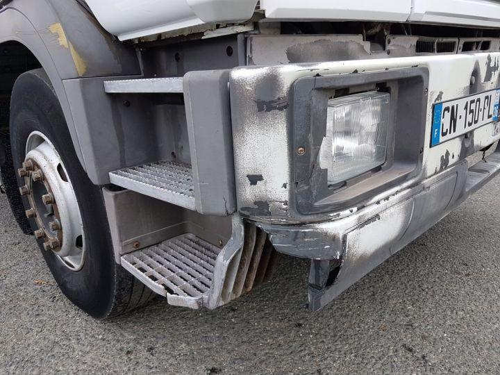 Camion porteur Renault Manager Citerne hydrocarbures G230ti.19 - 14000 litres BLANC - 10