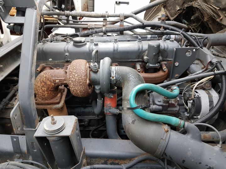 Camion porteur Renault Manager Citerne hydrocarbures G230ti.19 - 14000 litres BLANC - 20