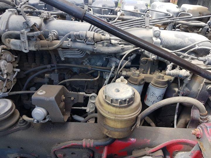Camion porteur Renault Premium Citerne hydrocarbures 300.19D - MAGYAR 13500 litres BLANC ET ROUGE Occasion - 13