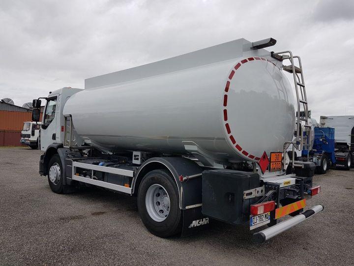 Camion porteur Renault Premium Citerne hydrocarbures 310dxi.19 - 13500 litres BLANC - 4