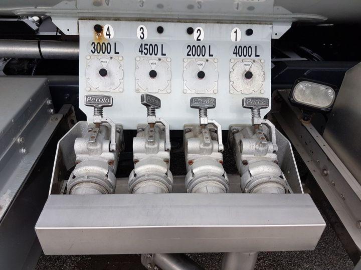 Camion porteur Renault Premium Citerne hydrocarbures 310dxi.19 - 13500 litres BLANC - 7