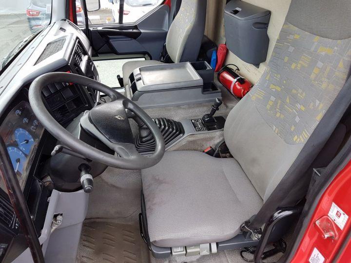 Camion porteur Renault Premium Citerne hydrocarbures 320dci.19D CITERNE A HUILE ROUGE et BLANC - 16