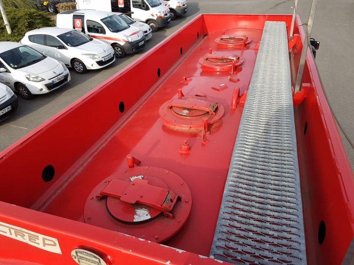 Camion porteur Volvo FL Citerne hydrocarbures 220.15 ROUGE - 7