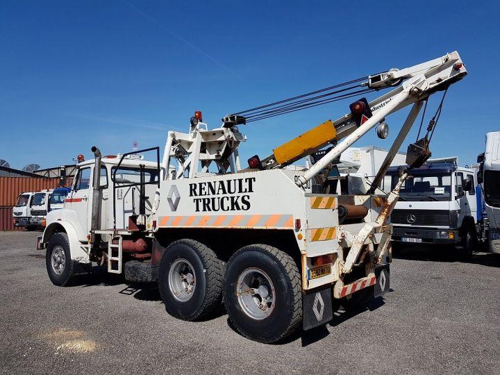 Camion porteur Man DF Dépanneuse 22.215 DHN 6x4 ORIGINAL BLANC - 4
