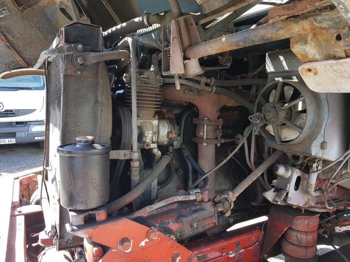 Camion porteur Man DF Dépanneuse 22.215 DHN 6x4 ORIGINAL BLANC - 15