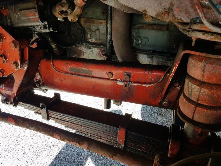 Camion porteur Man DF Dépanneuse 22.215 DHN 6x4 ORIGINAL BLANC - 16