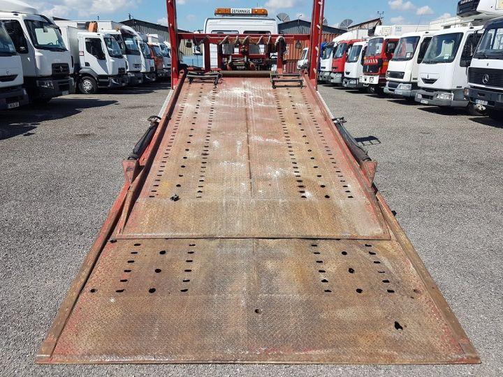 Camion porteur Mercedes Atego Dépanneuse 1223 NL - BESSE et AUPY à etage BLANC ET ROUGE Occasion - 10