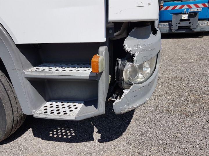 Camion porteur Mercedes Atego Dépanneuse 1223 NL - BESSE et AUPY à etage BLANC ET ROUGE Occasion - 17
