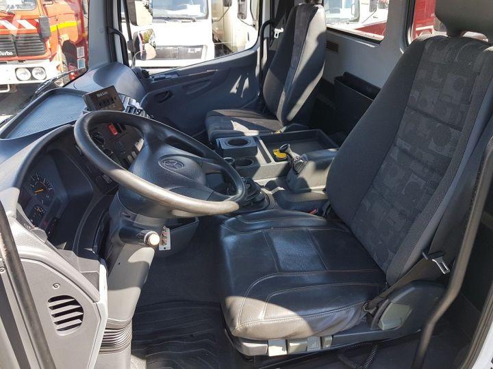 Camion porteur Mercedes Atego Dépanneuse 1223 NL - BESSE et AUPY à etage BLANC ET ROUGE Occasion - 18