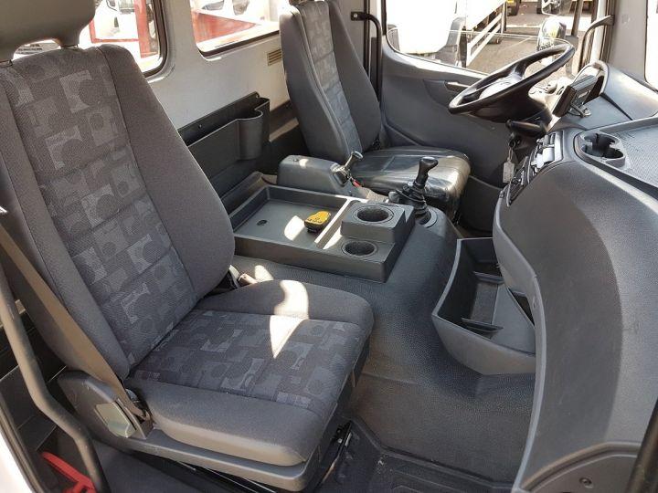Camion porteur Mercedes Atego Dépanneuse 1223 NL - BESSE et AUPY à etage BLANC ET ROUGE Occasion - 19