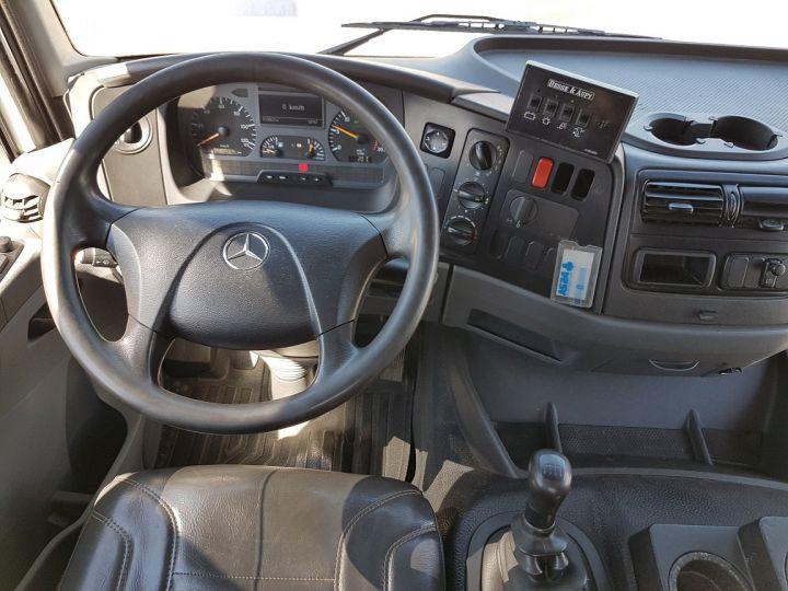 Camion porteur Mercedes Atego Dépanneuse 1223 NL - BESSE et AUPY à etage BLANC ET ROUGE Occasion - 20