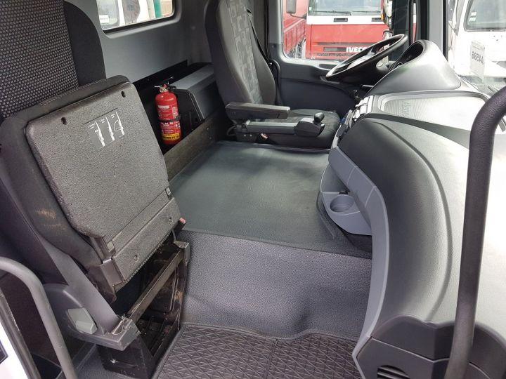 Camion porteur Mercedes Actros Grumier 3351 KN 6x4 V8 + JONSERED 2490 BLANC - VERT - 20