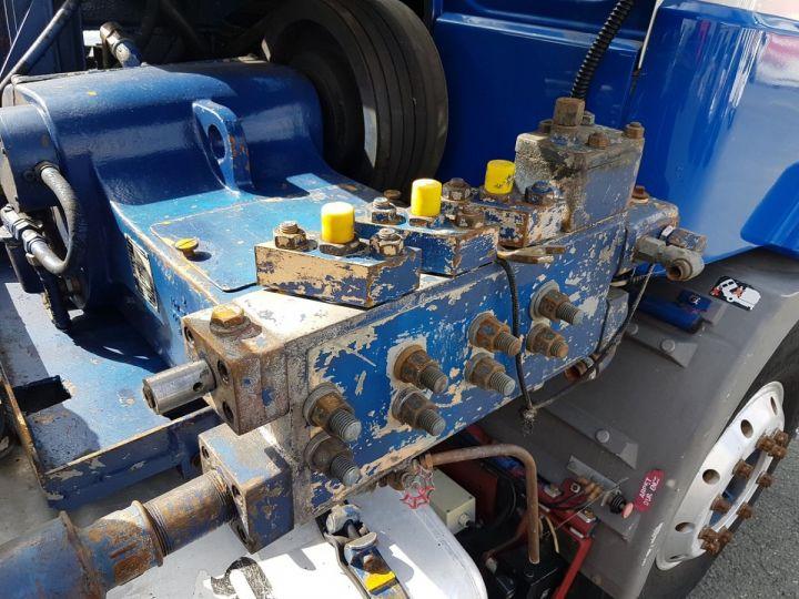 Camion porteur Renault Manager Hydrocureur G340ti.19 BLEU et BLANC - 13