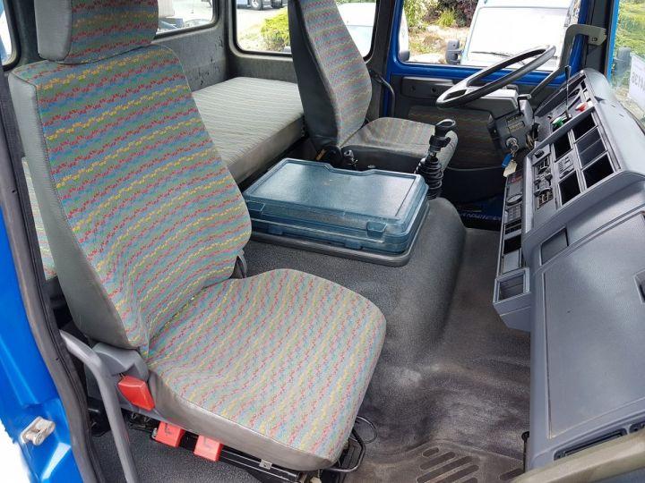 Camion porteur Renault Manager Hydrocureur G340ti.19 BLEU et BLANC - 21