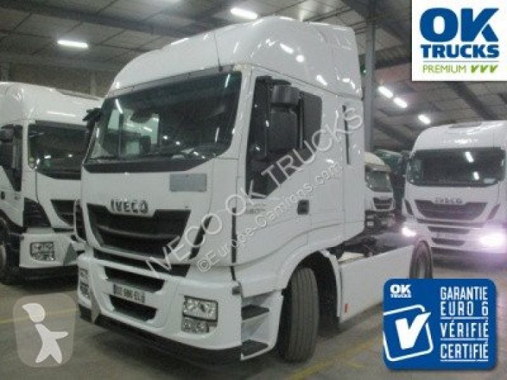 Camion porteur Iveco AS440S46T/P  - 1