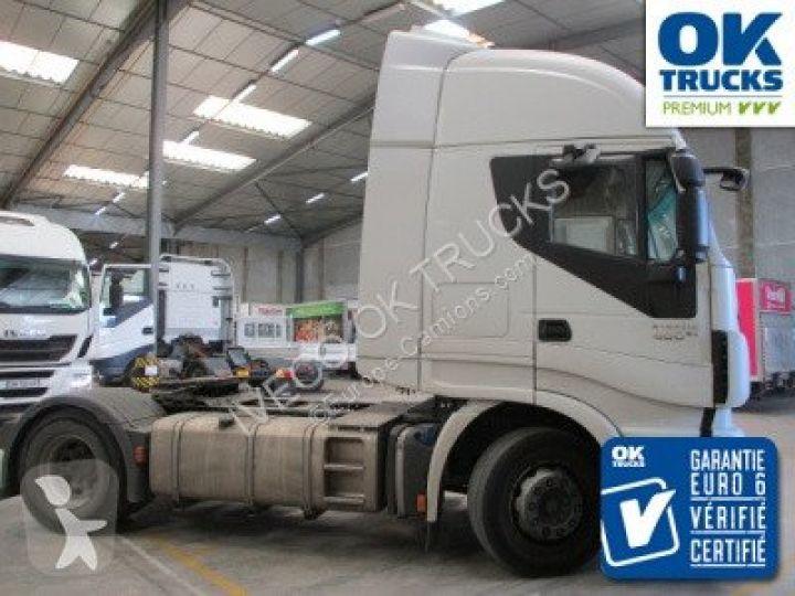 Camion porteur Iveco AS440S48T/P  - 4