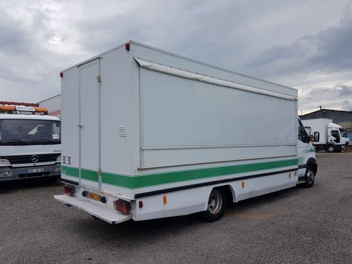 Camion porteur Renault Mascott Magasin - Vente detail 110.60 - Permis POIDS LOURDS BLANC - VERT - 2