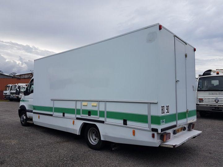 Camion porteur Renault Mascott Magasin - Vente detail 110.60 - Permis POIDS LOURDS BLANC - VERT - 8