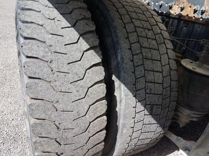 Camion porteur Iveco Trakker Malaxeur 410 EEV 8x4 FRUMECAR 9m3 BLANC - 20