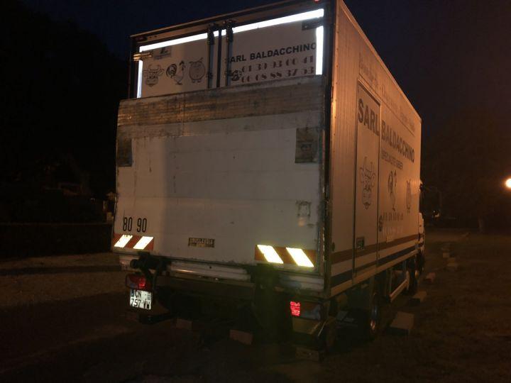Camion porteur Man TGL blanc - 4