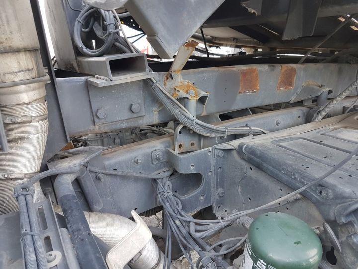 Camion porteur Renault Midlum Multibenne 220dxi.16 - Accidenté BLANC Occasion - 7